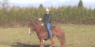 Jonathan Field trail riding video still