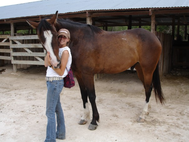 Summer horse camp counselor
