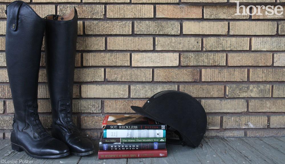 Horse book club