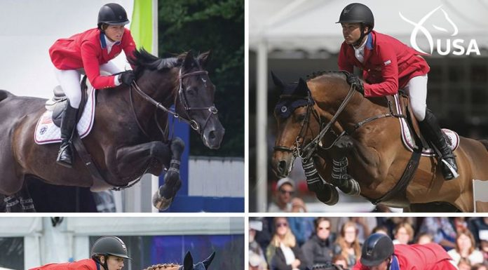 2016 US Olympic Show Jumping Team