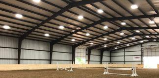 New Vocations Indoor Arena