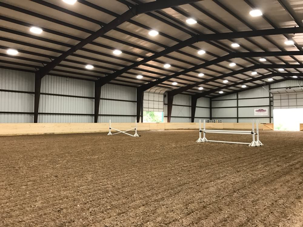 New Vocations Indoor Arena