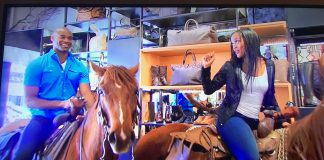 The Bachelorette Goes Equestrian Again