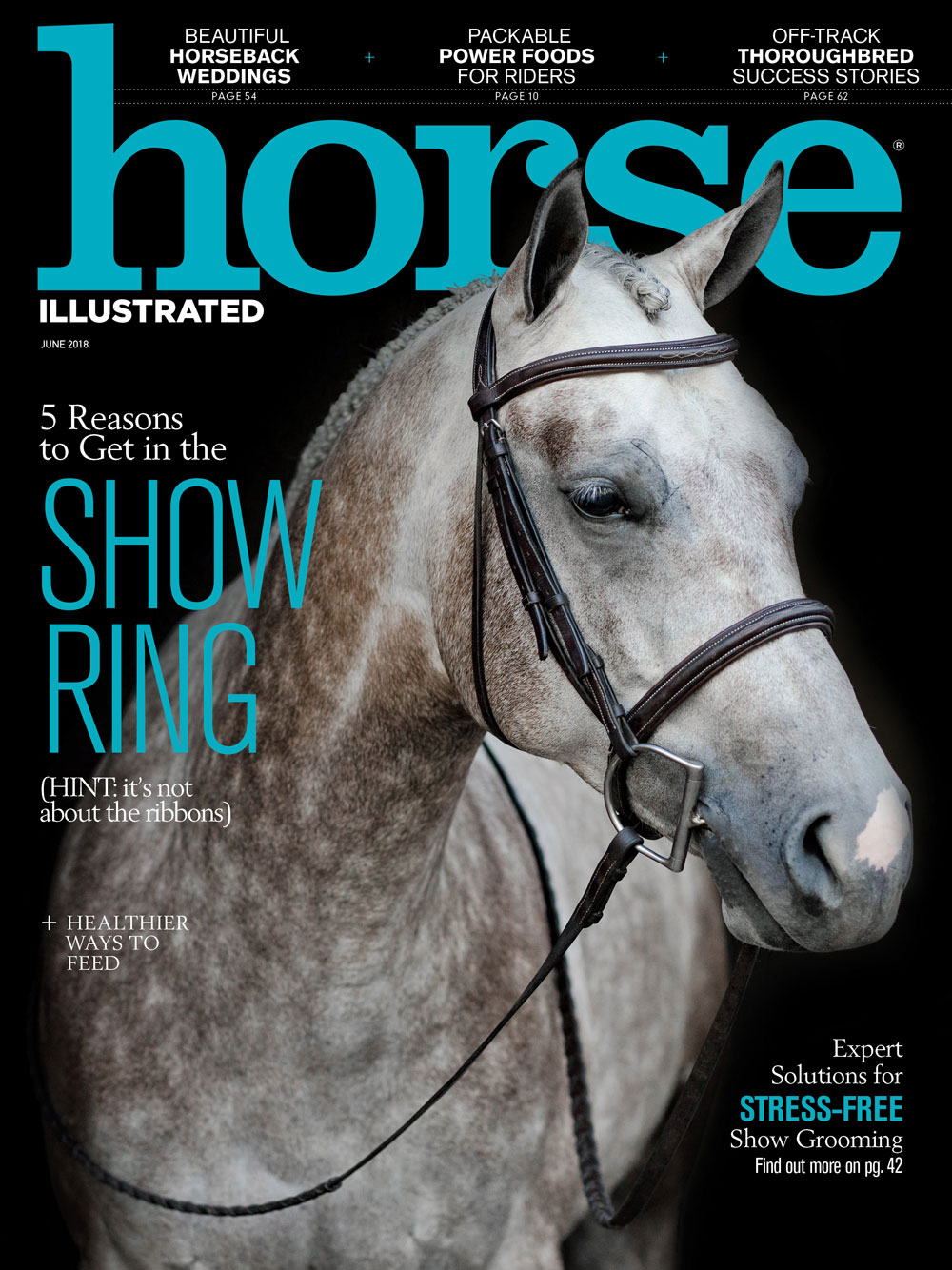 Horse Illustrated June 2018