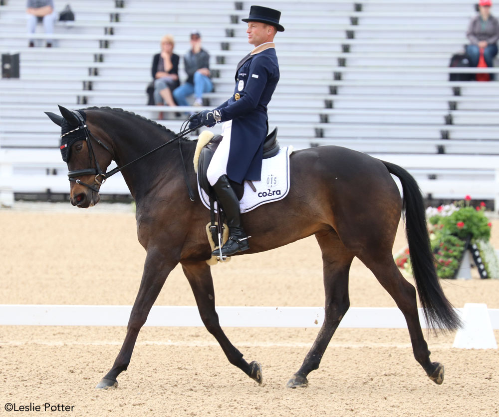 Michael Jung and fischerRocana