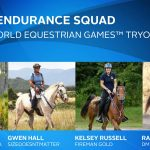 U.S. Endurance team for the 2018 WEG