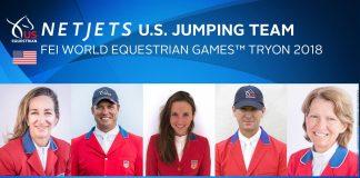 2018 WEG Show Jumping Team