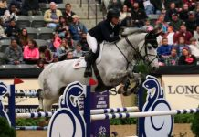 Beezie Madden and Chic Hin D Hyrencourt