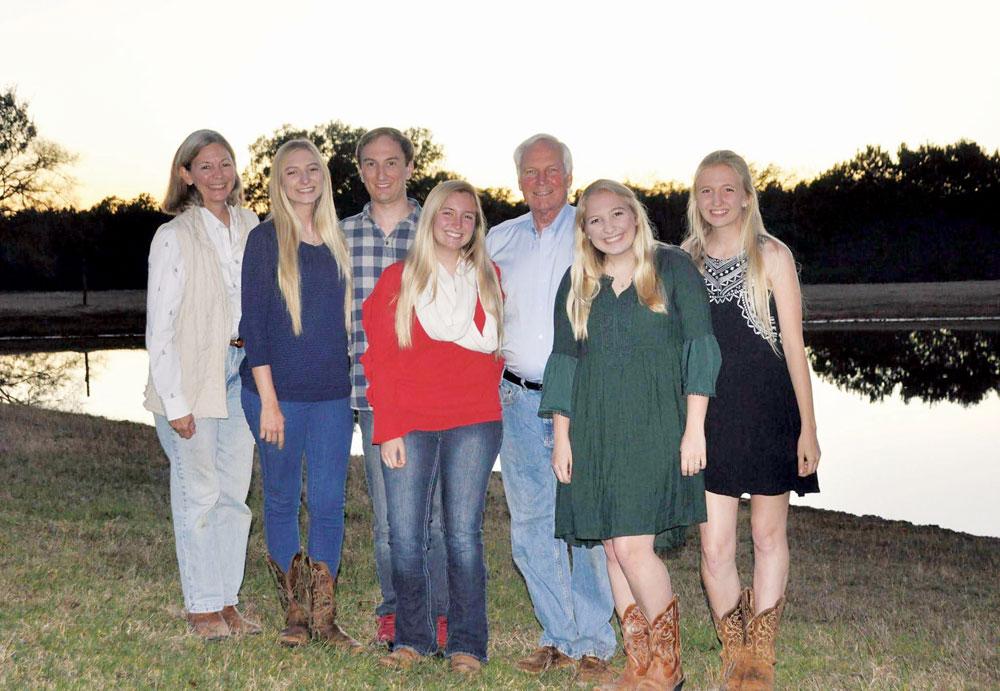 Deden family portrait