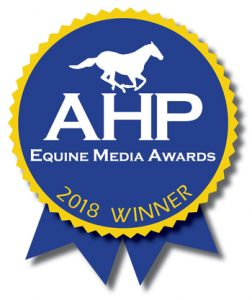 American Horse Publications Award Winner