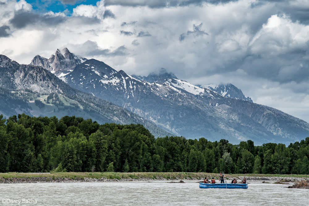 Rafting Trip in Jackson Hole