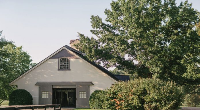 The barn at Rutledge Farm