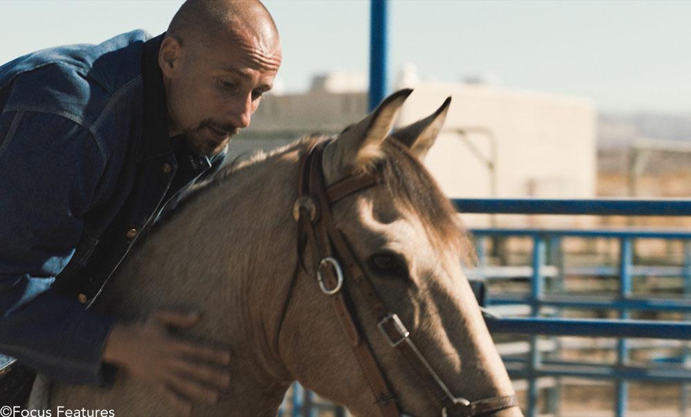 Matthias Schoenaerts stars as Roman Coleman.