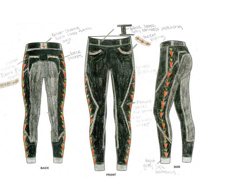 Sahale's Kerrits Jr. Designer Contest winning entry