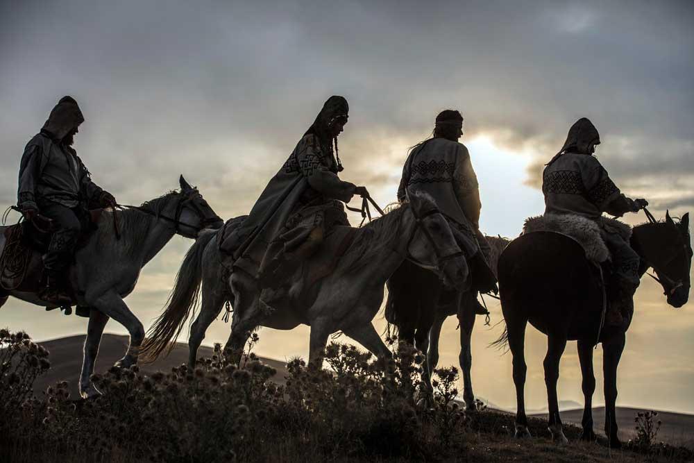 NOVA First Horse Warriors