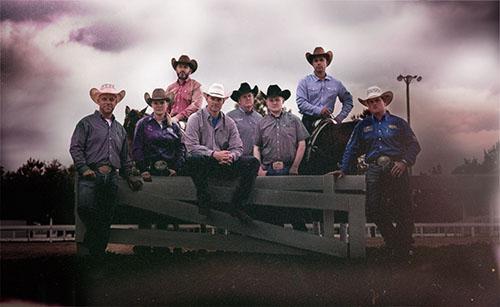 The Last Cowboy cast