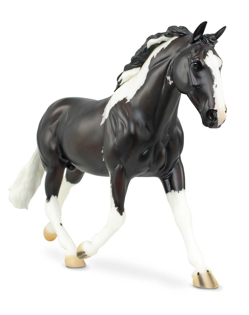 Oliver's official BreyerFest Celebration model horse.