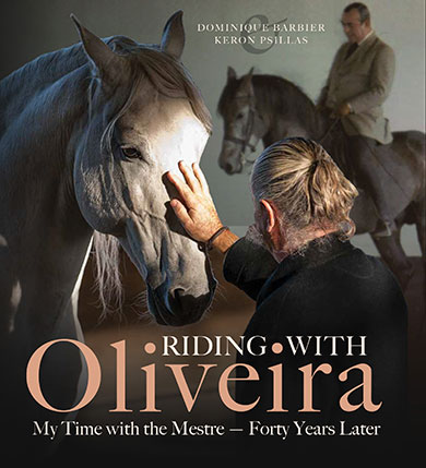Riding with Oliveira Book