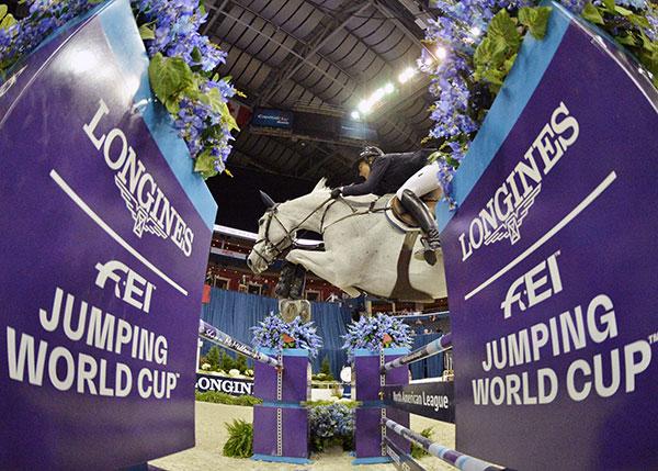 Washington International Horse Show Rider 2019