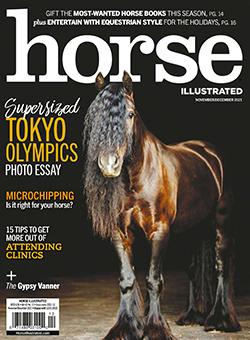 Horse Illustrated November/December 2021 Print Issue
