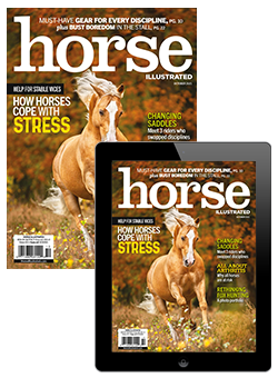 Horse Illustrated October 2021 Combo Issue