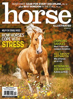 Horse Illustrated October 2021 Print Issue