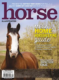 Horse Illustrated September 2021 Print Issue