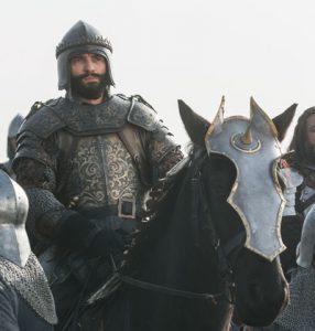 Knightfall Horses