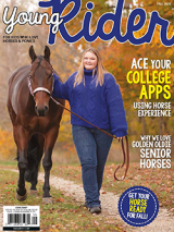 Young Rider Fall 2021 Print issue