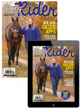 Young Rider Fall 2021 Print and Digital issue