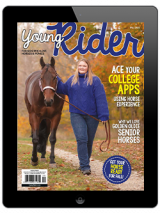 Young Rider Fall 2021 Digital issue