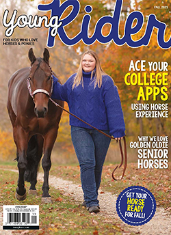 Young Rider Print Edition