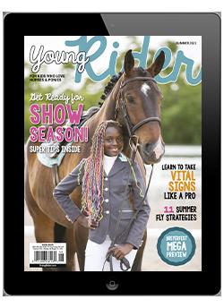 Young Rider Digital Edition