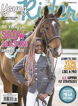 Young Rider Summer 2021 Print Issue