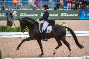 Adrienne Lyle and Salvino - Dressage - Tokyo Olympic Games Preview
