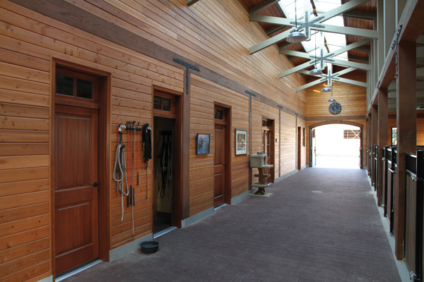 Equestrian Property Designed with Horses in Mind