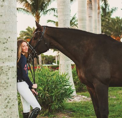Annelise Klepper - Annie's Equestrienne Apparel