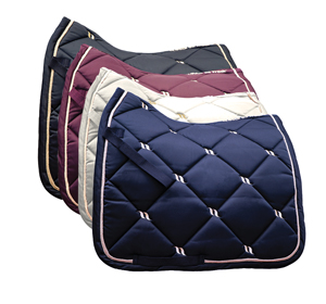 Back on Track Nights Collection Saddle Pads