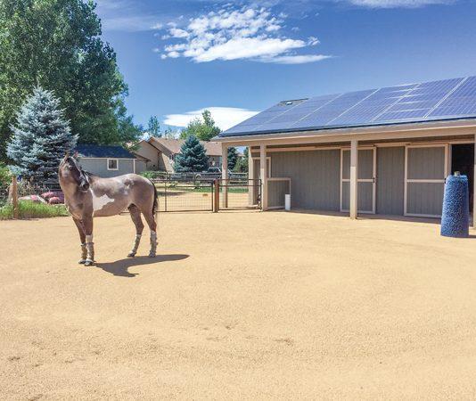Designing a Horse Barn