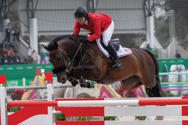 Beezie Madden and Breitling LS - Show Jumping