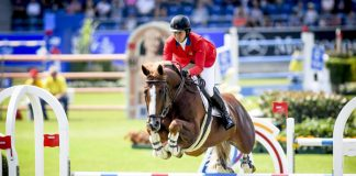 Beezie Madden and Darry Lou, U.S. Equestrian International Horse of the Year