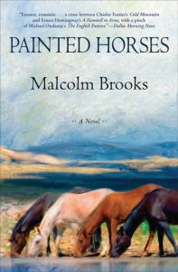 Book Painted Horses