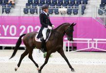 Boyd Martin and Tseterleg - Tokyo Olympics