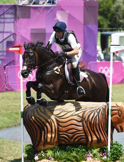 Tokyo Olympics Boyd Martin and Tsetserleg