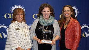 CHA Certified of the Year Andrea Richardson