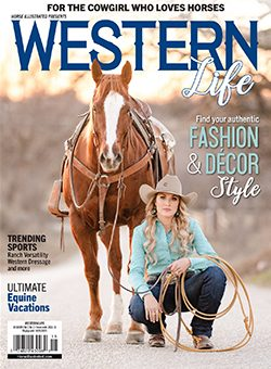 Horse Illustrated's Western Life Special Issue