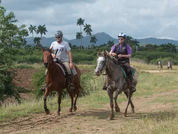 Cuba Riding Destination