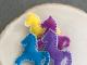 Horse Felt Ornament