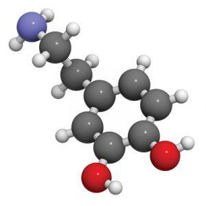 Dopemine molecule