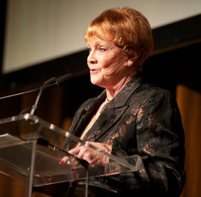 U.S. Equestrian Lifetime Achievement Award Winner Ellen Di Bella